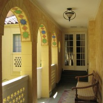Moroccan House in Eagle rock