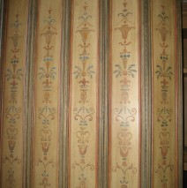 Details of pompeian Cabinet
