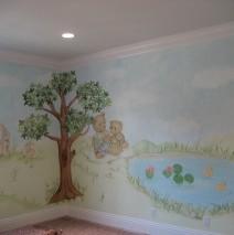 Teddy Bear Mural