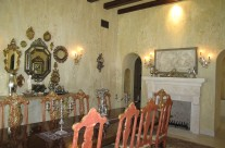 Dining room fresco
